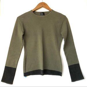 Barbara Bui (Runs Small) Long Sleeve Sweater/Top